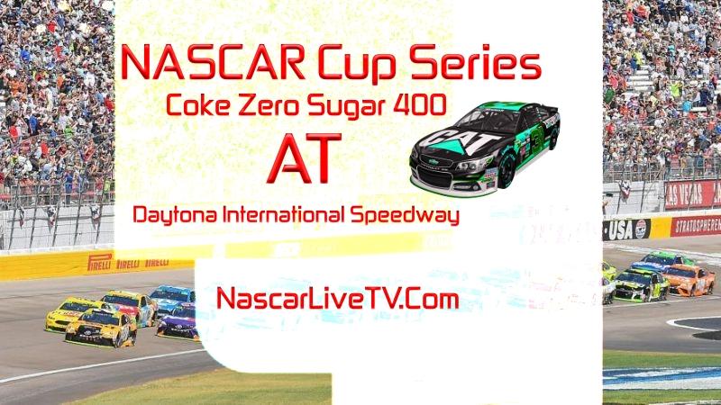 MENCS Coke Zero Sugar 400 Daytona Race 2020 Live Stream