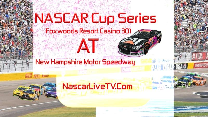 MENCS Foxwoods Resort Casino 301 Race 2020 Live Stream