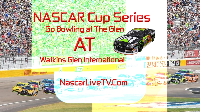 MENCS Go Bowling at The Glen Race 2020 Live Stream