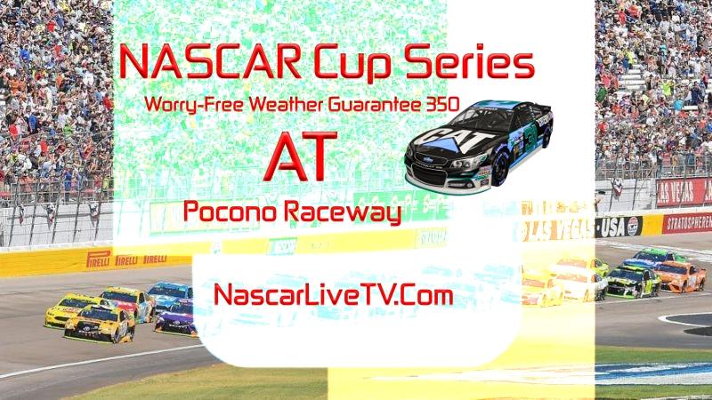 MENCS Pocono 350 Race 2020 Live Stream
