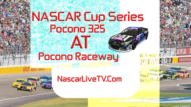 MENCS Pocono Race 2020 Live Stream