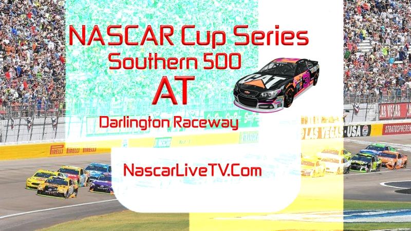 MENCS Southern 500 Darlington Race 2020 Live Stream