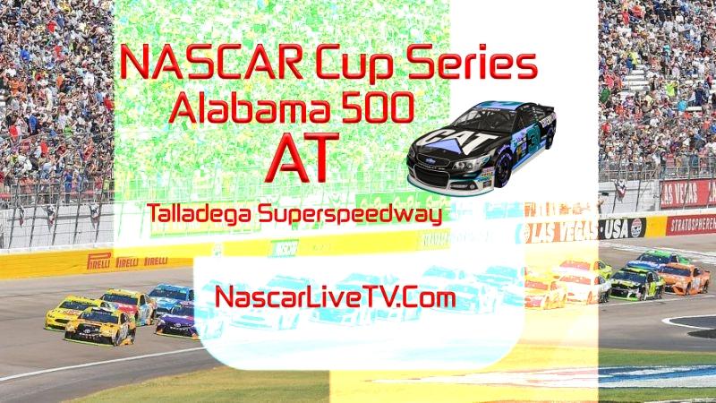 MENCS Alabama 500 Talladega Race 2020 Live Stream