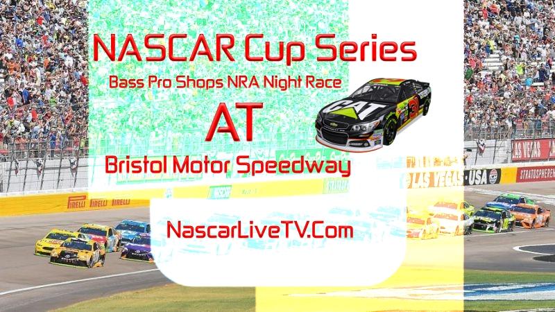 MENCS Bass Pro Shops NRA Night Race 2020 Live Stream