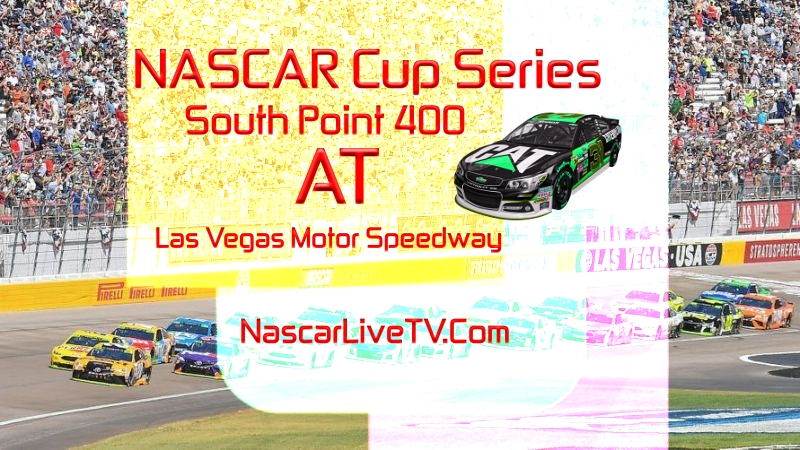 MENCS South Point 400 Race 2020 Live Stream