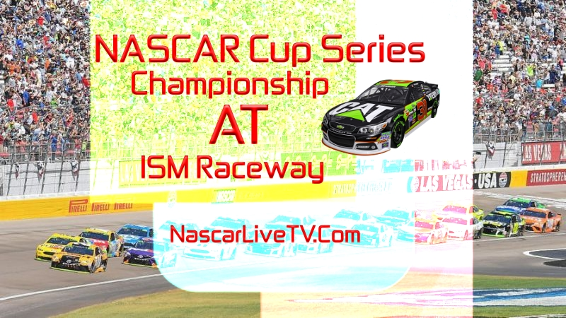 NASCAR Cup Series Championship Race 2020 Live Stream