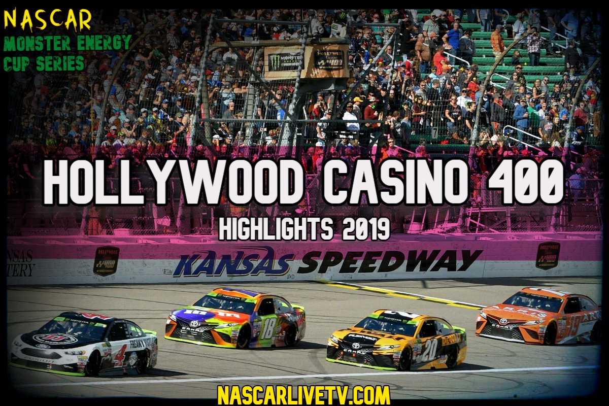 Hollywood Casino 400 NASCAR Highlights 2019