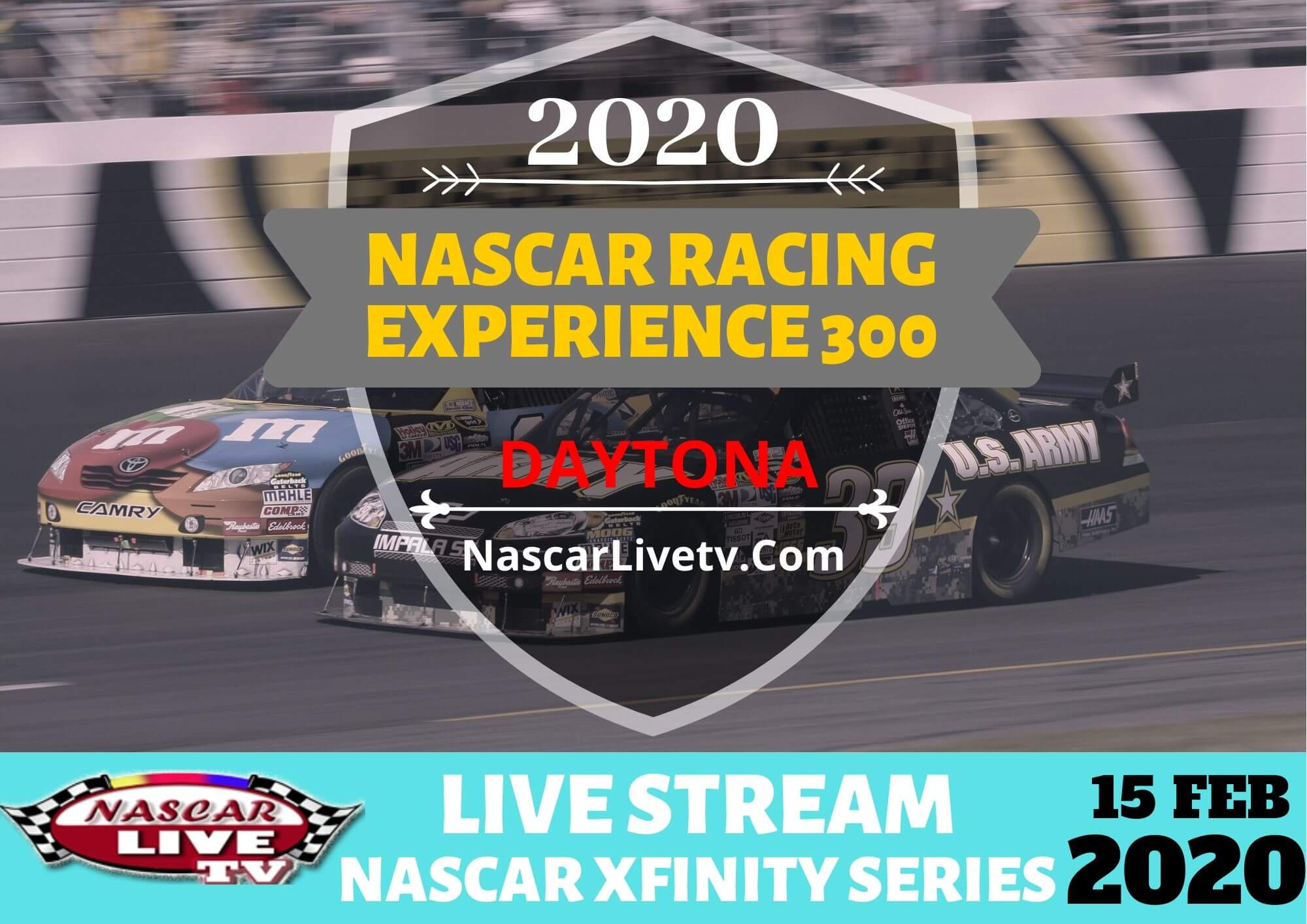 NASCAR Racing Experience 300   Xfinity Series