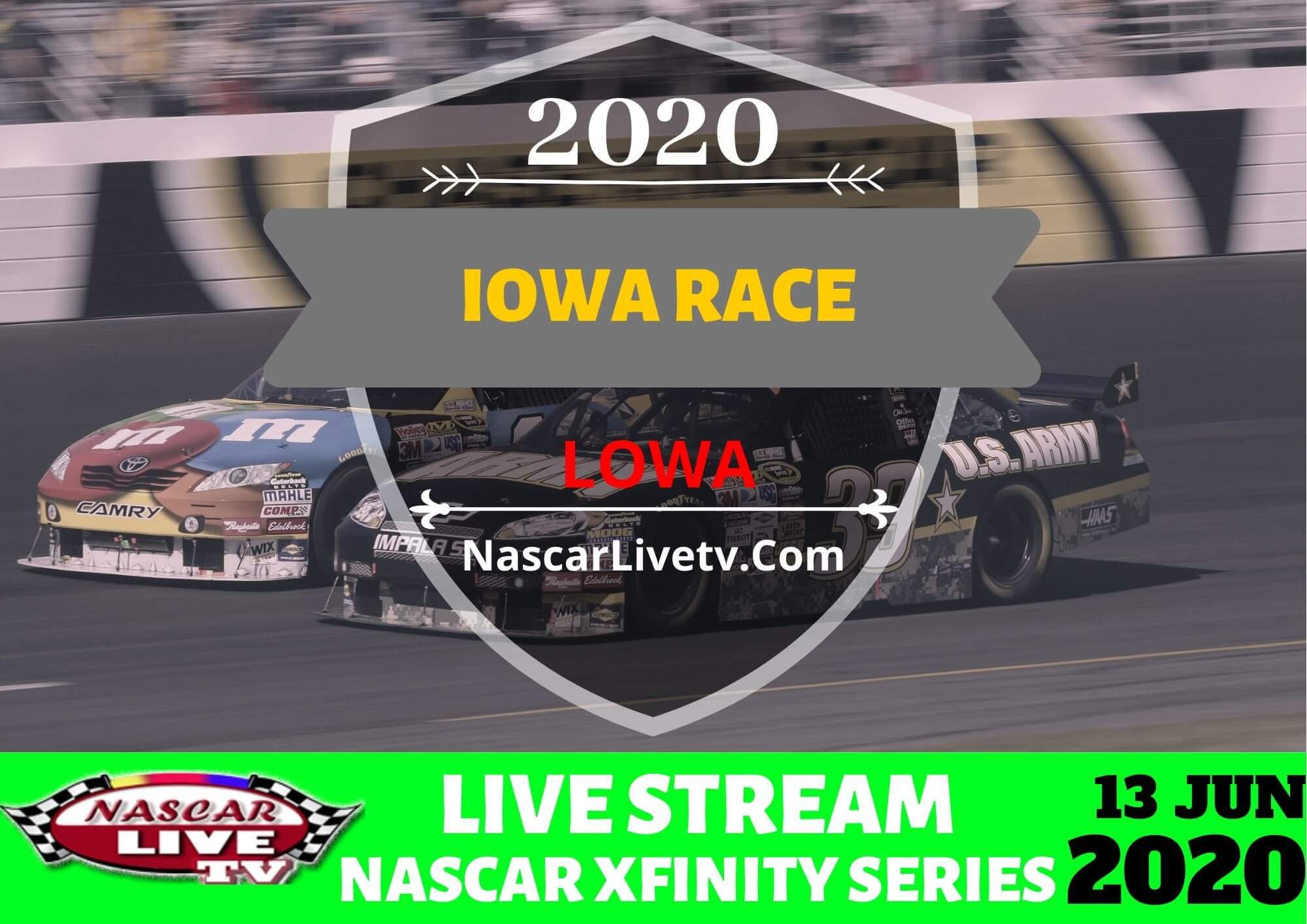 NXS Race at Iowa Live Stream 2020
