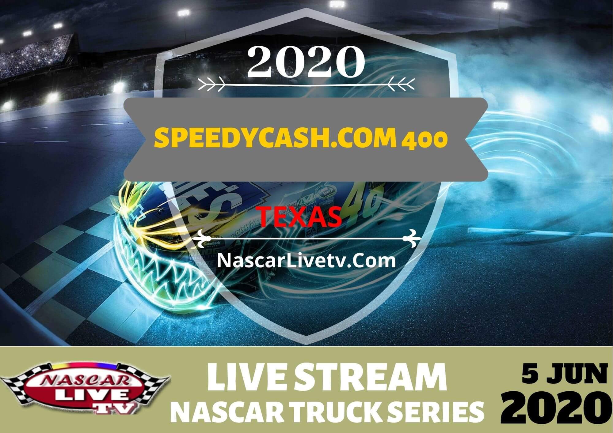 NGOTS SpeedyCash.com 400 Live Stream 2020
