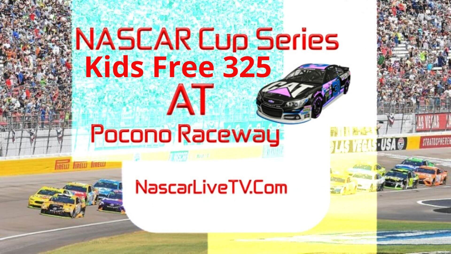 Kids Free 325 MENCS Race Live Stream 2020 | NASCAR CUP