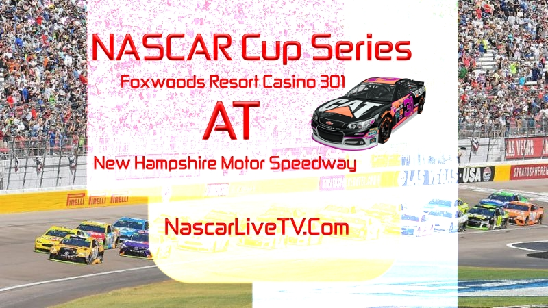 Foxwoods Resort Casino 301 Qualifying 1 Live Stream 2020 | NASCAR CUP