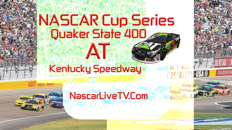 Quaker State 400 Practice 1 Live Stream 2020 | NASCAR CUP