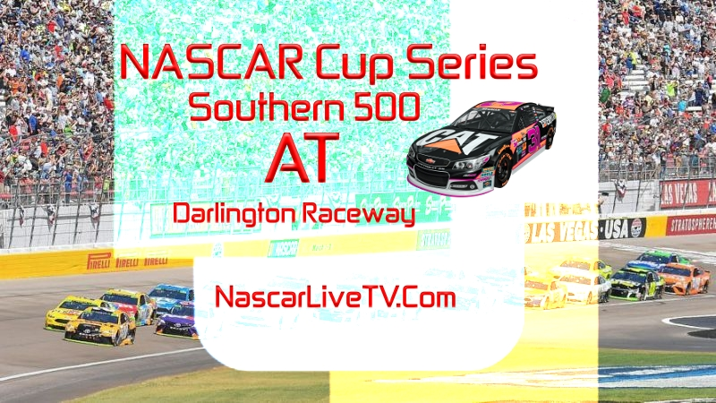 Southern 500 Practice 1 Live Stream 2020 | NASCAR CUP