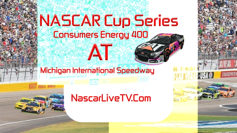 Consumers Energy 400 Practice 1 Live Stream 2020 | NASCAR CUP
