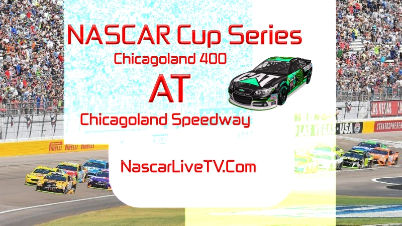 Chicagoland 400 Practice 1 Live Stream 2020 | NASCAR CUP