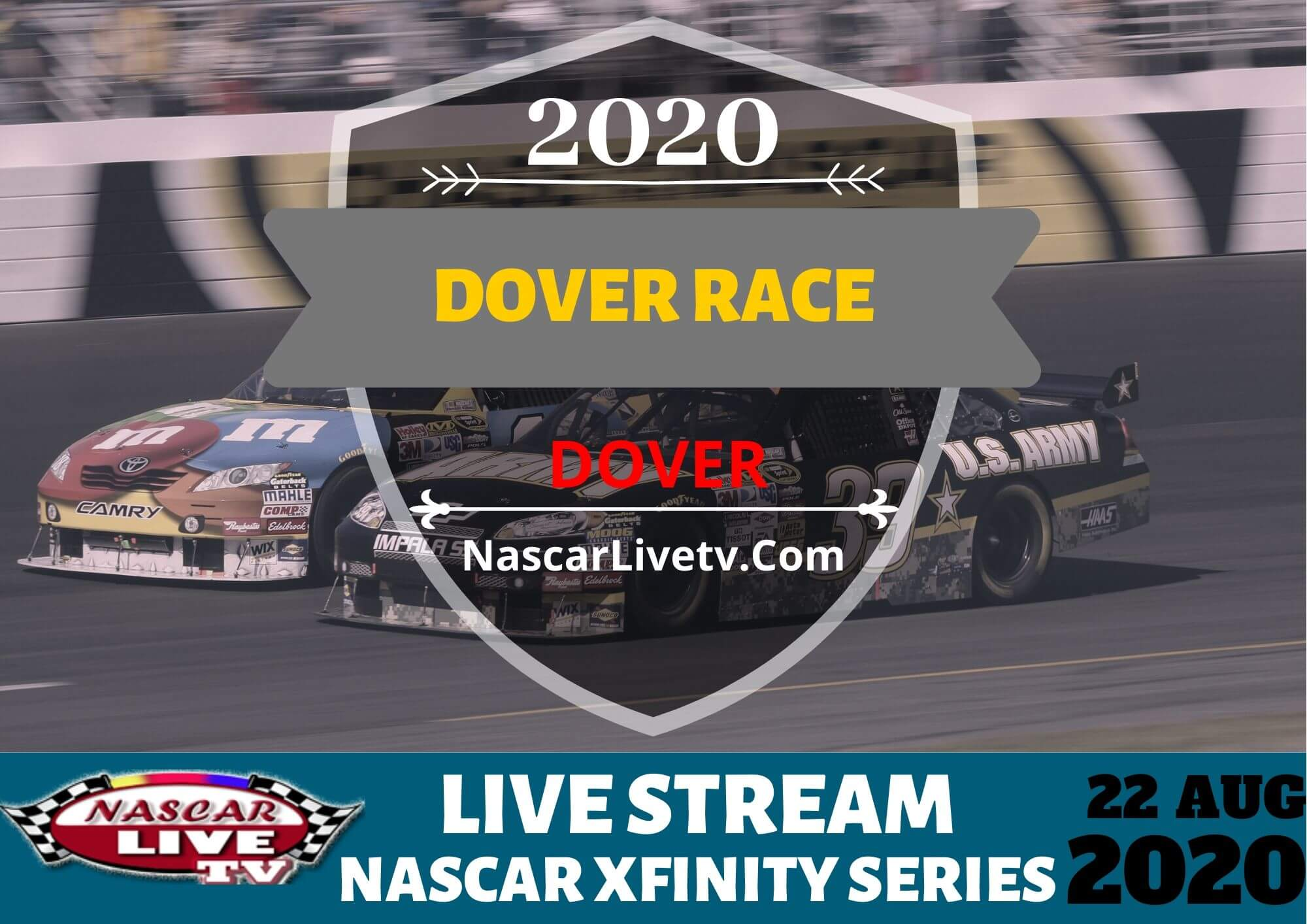 NXS Race at Dover Live Stream 2020