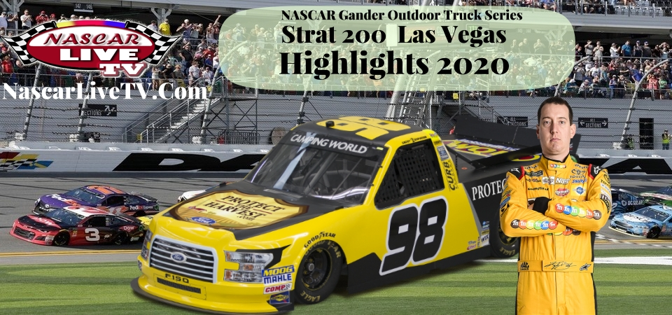 Strat 200 Truck Series Extended Highlights 2020
