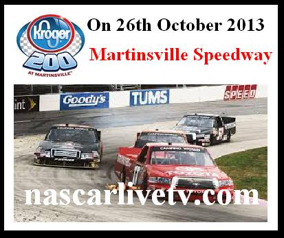 2012 Martinsville Tums Fast Relief 500