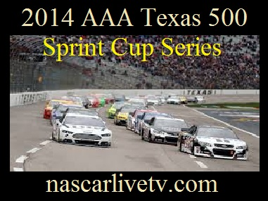 2014 AAA Texas 500 Sprint Cup Series