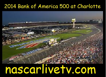 Bank of America 500 at Charlotte