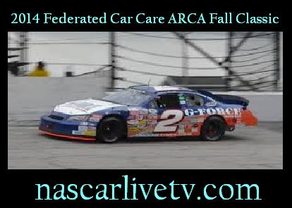 Federated Car Care ARCA Fall Classic