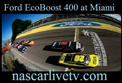Ford EcoBoost 400 at Miami