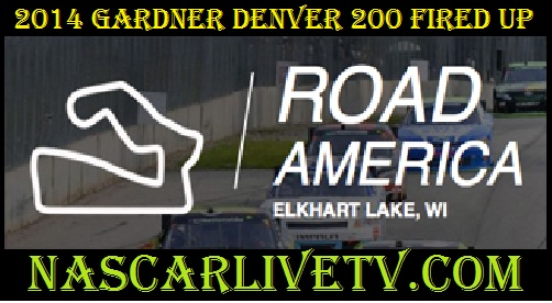 Gardner Denver 200 Fired Up