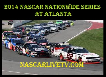 NASCAR Nationwide Series at Atlanta