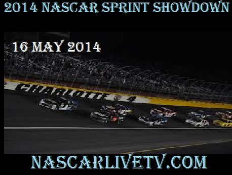 NASCAR Sprint Showdown 2014