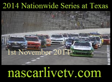 Nationwide Series at Texas