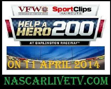 2014 VFW Sport Clips Help A Hero 200