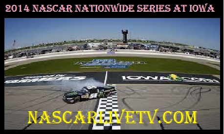 NASCAR Nationwide Series at Iowa