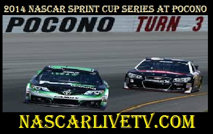 NASCAR Sprint Cup Series at Pocono