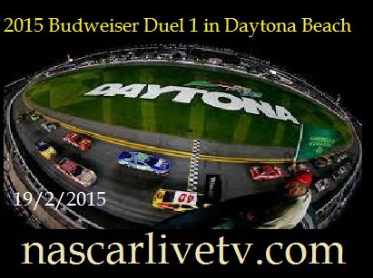 Budweiser Duel 1 in Daytona Beach
