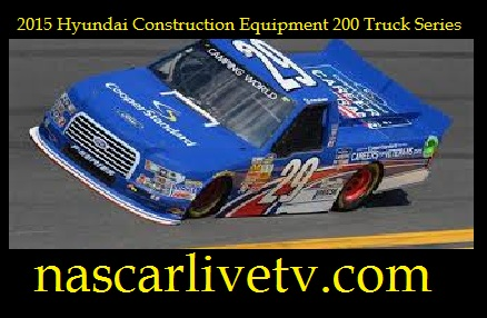 2015 Hyundai Construction Equipment 200 Truck Series