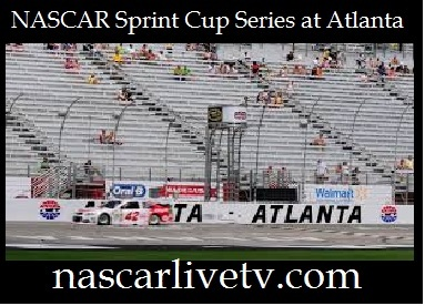 NASCAR Sprint Cup Series at Atlanta