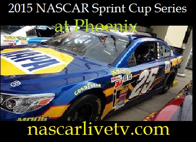 2015 NASCAR Sprint Cup Series at Phoenix