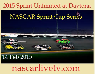 2015 Sprint Unlimited at Daytona
