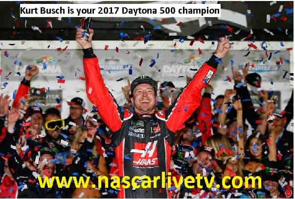 2017 Daytona 500 Results