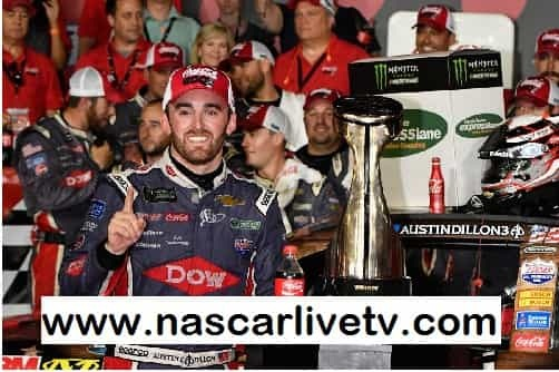 2017 Monster Energy Nascar Coca-Cola 600 Race Results
