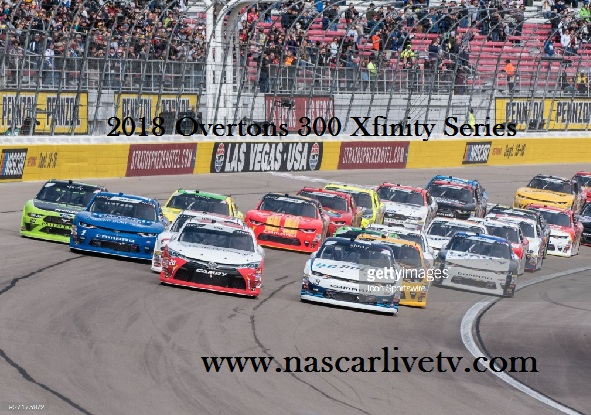 2018 Overtons 300 Xfinity Series Live Stream