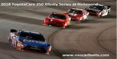 2018 ToyotaCare 250 Xfinity Series Live