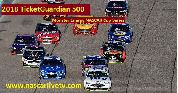 2018 TicketGuardian 500