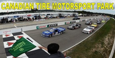 Canadian Tire Motorsport Park Live on Mobiles