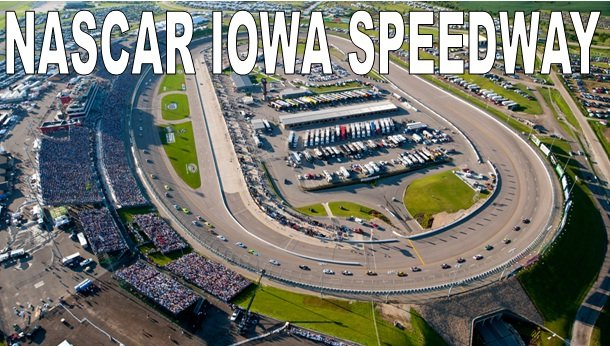 Iowa Speedway Live on Andriod