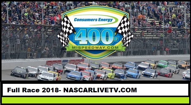 MENCS -Consumers Energy 400 Complete Race 2018