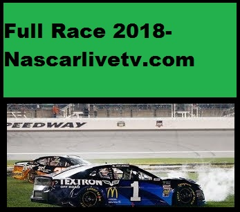MENCS -KC Masterpiece 400-COMPLETE-RACE-2018