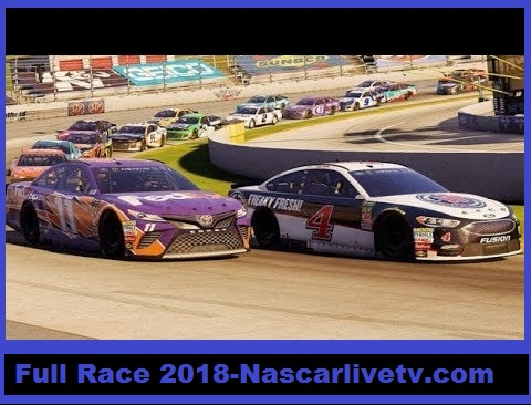 MENCS-Bojangles Southern 500 Complete Race 2018