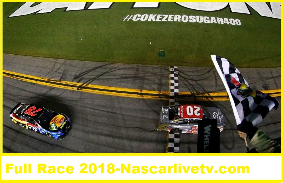 mencs-coke-zero-sugar-400-complete-race-2018